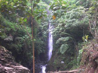 Air Terjun Watu Jadah Tersembunyi di Balik Bukit
