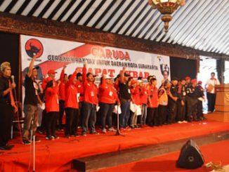 Relawan Garuda Siap Kawal Kinerja KPU