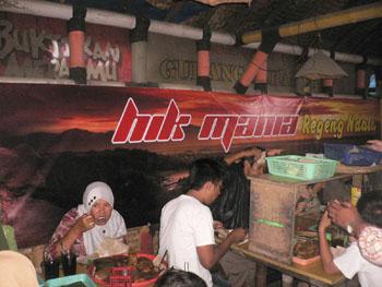 Kuliner Nasi Tiwul Tetap Eksis