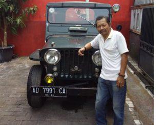 Mobil Jeep Willys Awet Sampai Sekarang